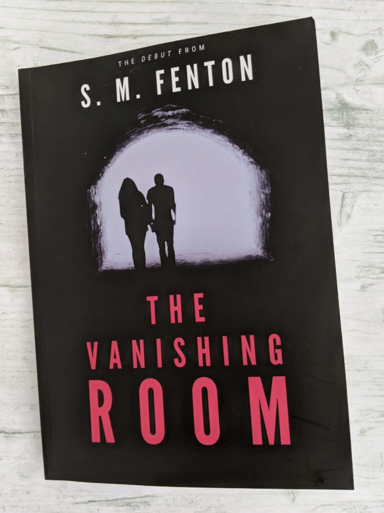 The Vanishing Room - Cover